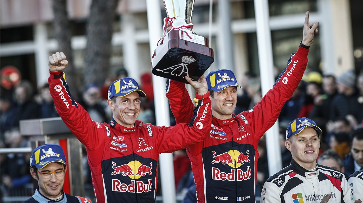 Richard Mille - 87th Monte-Carlo Rally