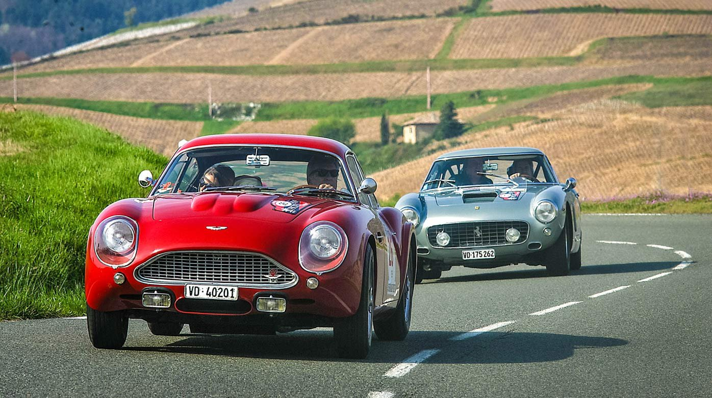 Richard Mille - The Rallye des Légendes : On the road again !