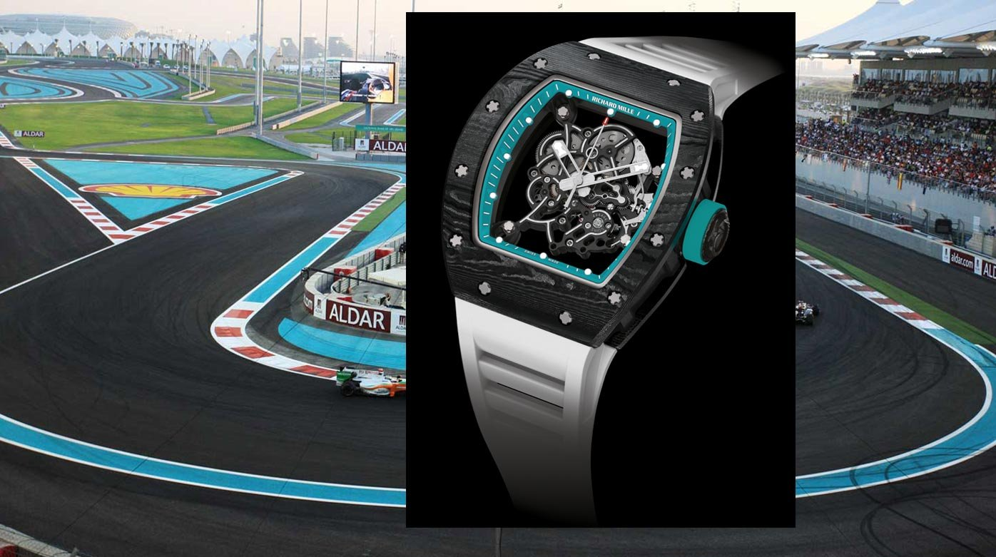Richard Mille - A limited edition exclusive to the United Arab Emirates