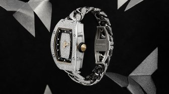 The snow setting drofts into the Richard Mille collection Trends and style