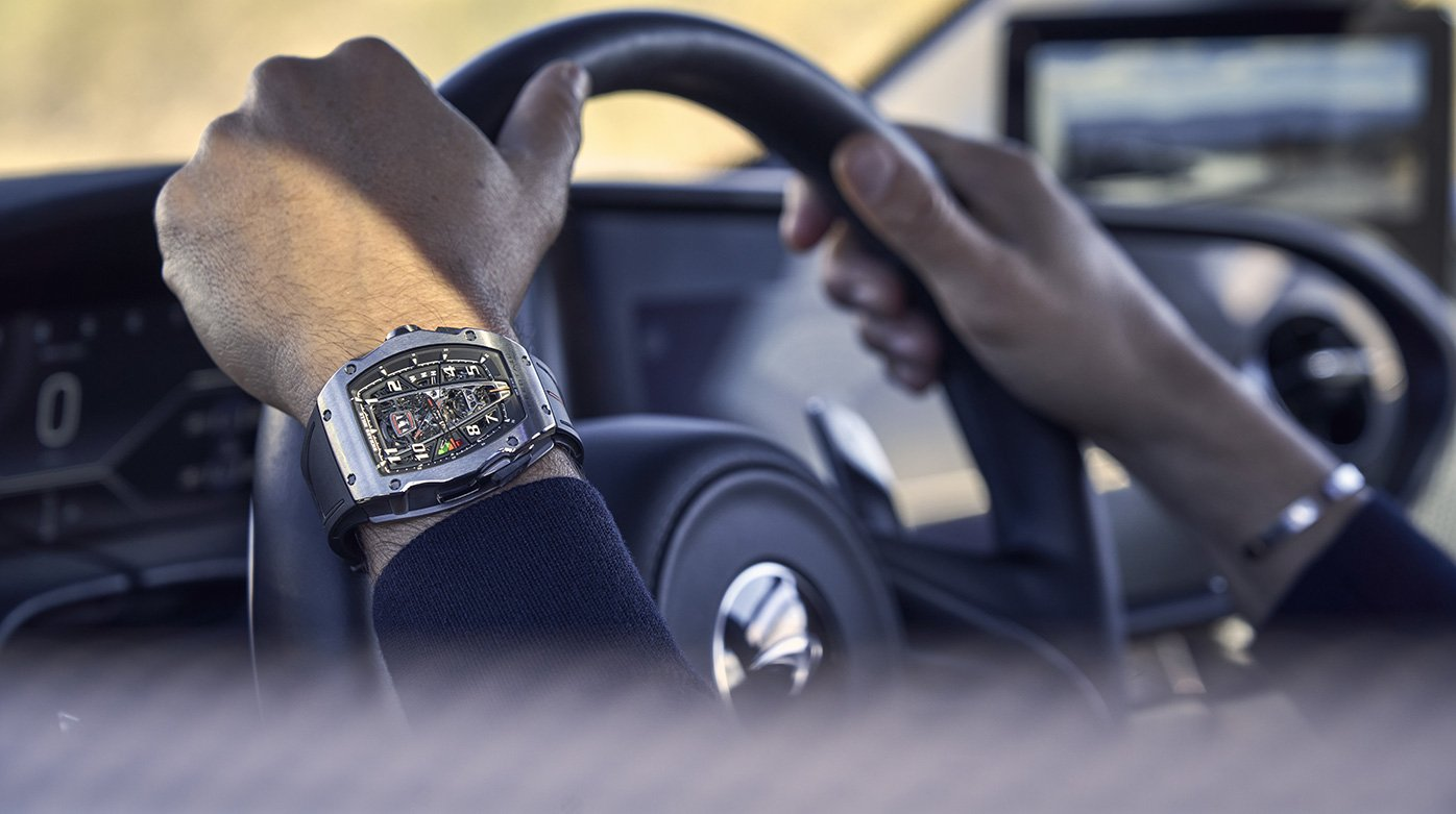 Richard Mille - Catch a timepiece by the tail
