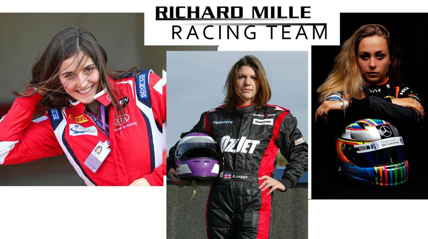 Richard Mille - Women and Sport