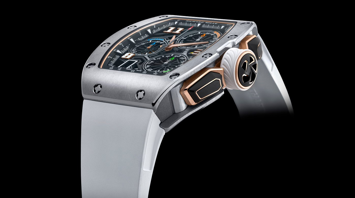 Richard Mille - A distinctive vision of universality