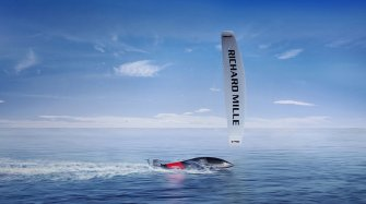 Teamp to break the World Sailing Record Sport
