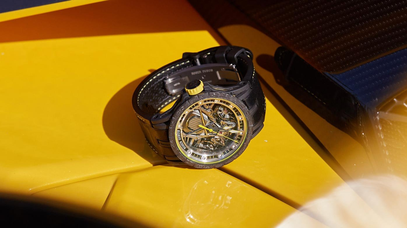 Roger Dubuis - Partner of Cars & Coffee in Geneva
