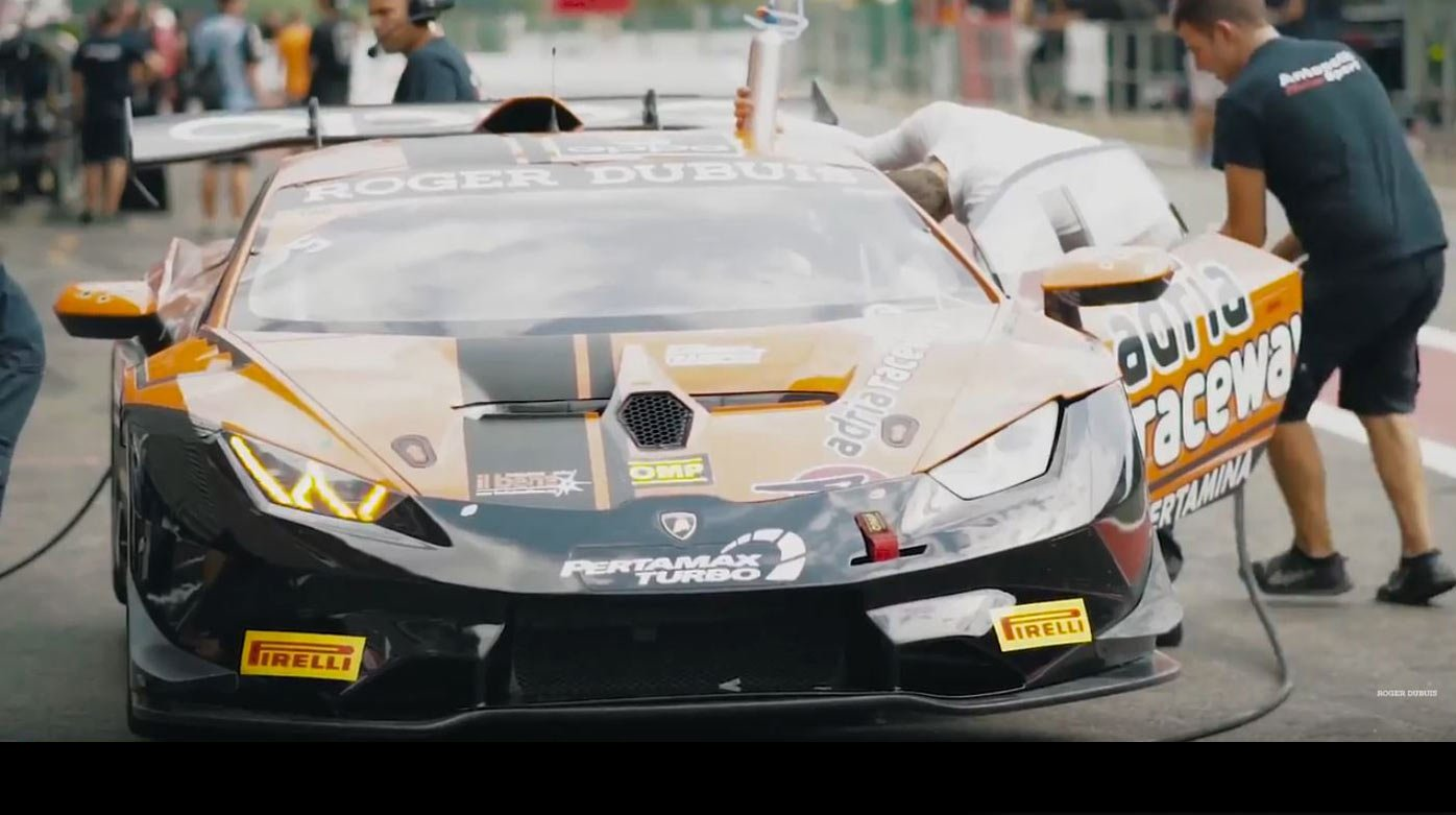 Roger Dubuis - SuperTrofeo 2018, Spa-Francorchamps