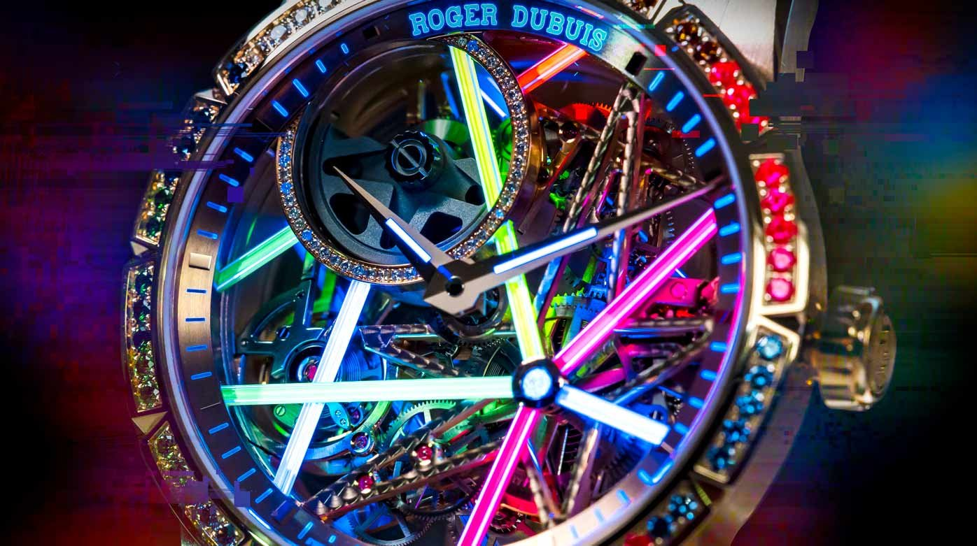 Roger Dubuis - Excalibur Blacklight