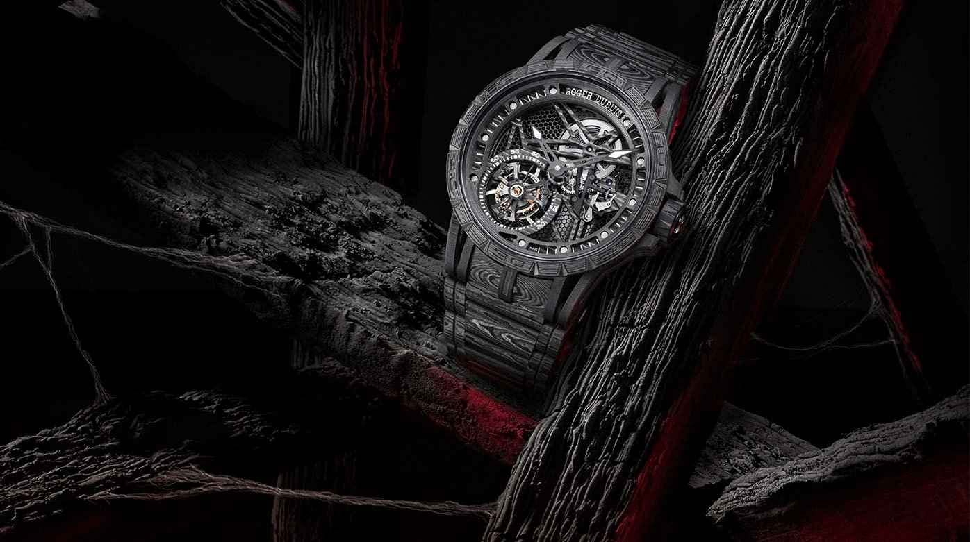 Roger Dubuis - Excalibur Spider Carbon<sup>3</supp>