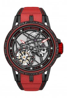 Excalibur Spider Carbon - Squelette Automatique