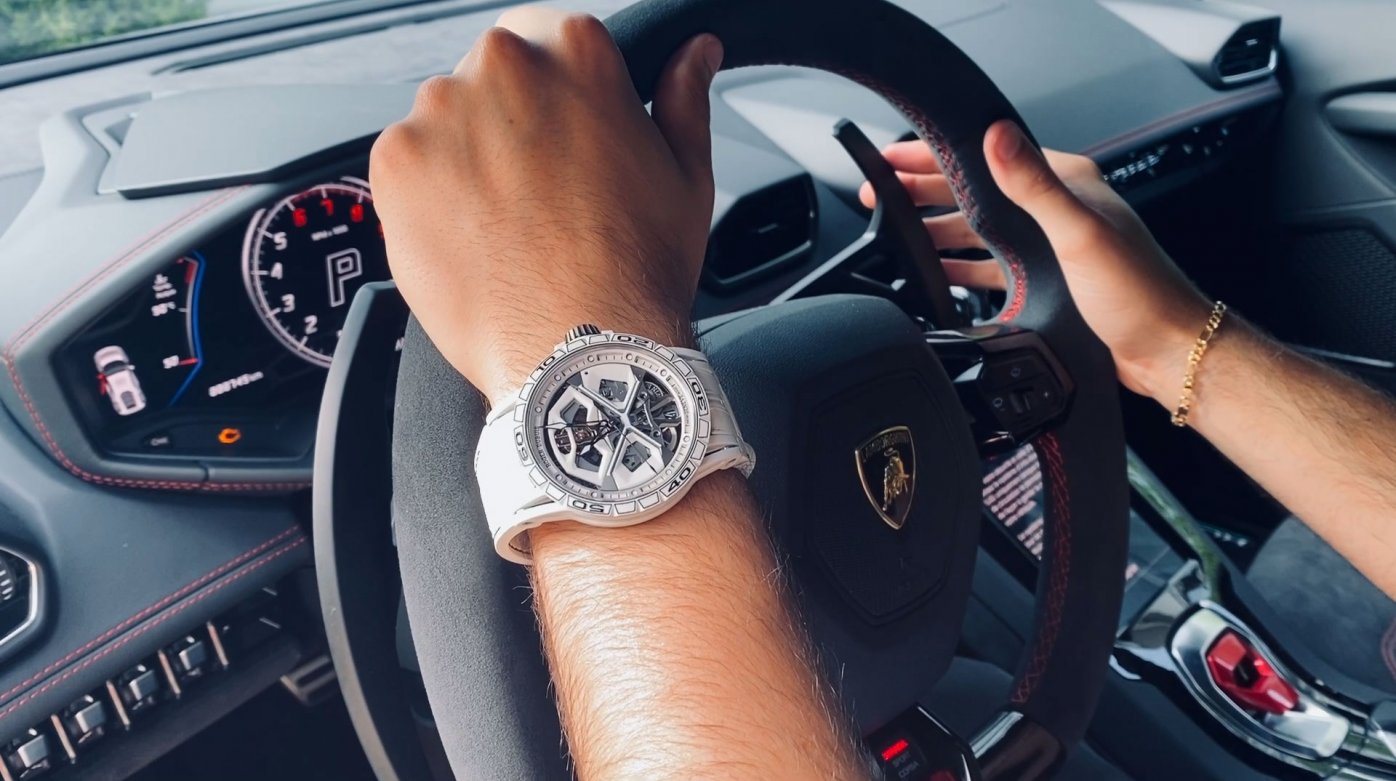 Roger Dubuis - A New Watchmaking Whirlwind