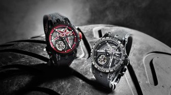 Adrenaline-fuelled Hyper Horology
