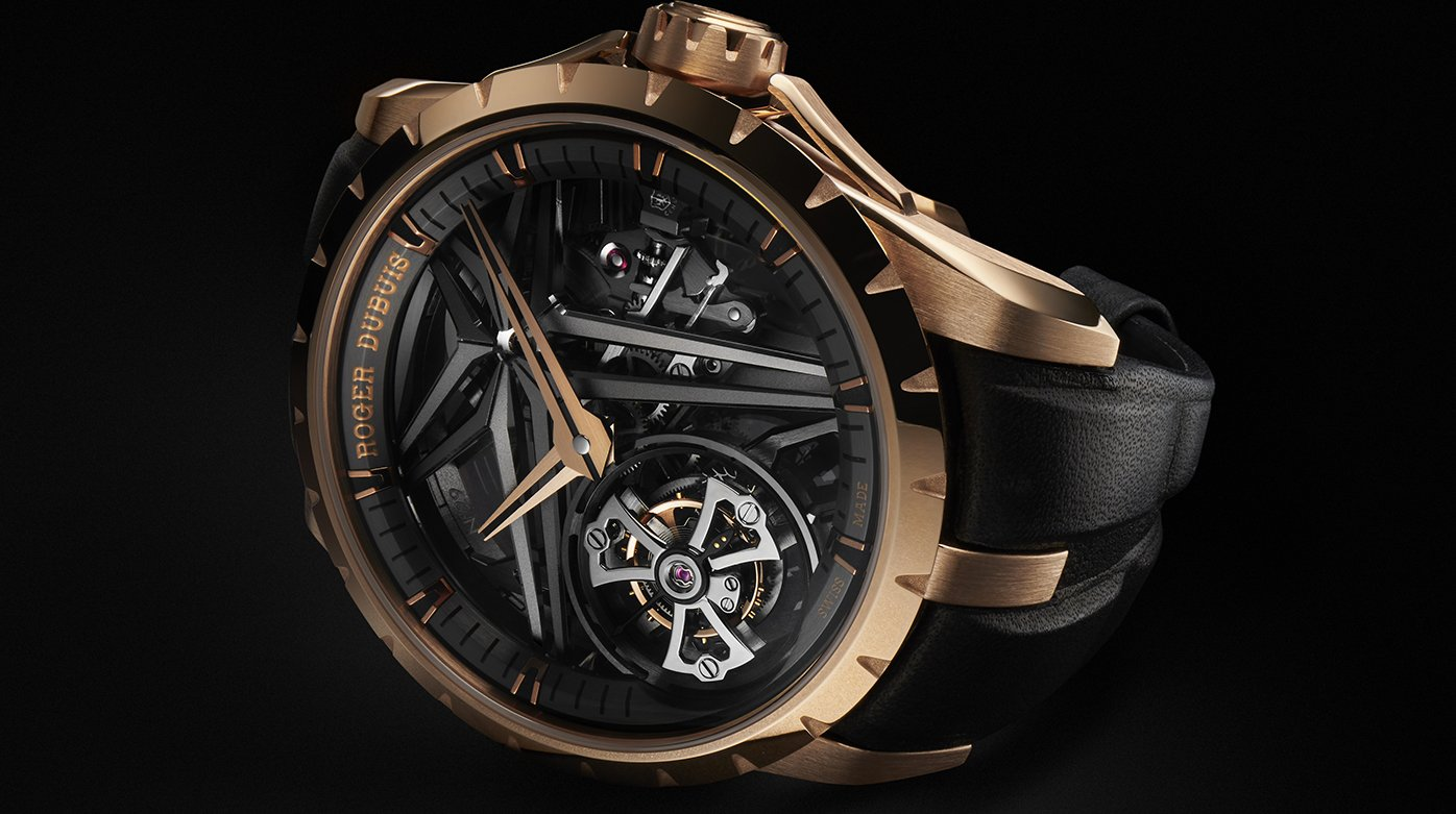 Roger Dubuis - The Increased Power of Excalibur