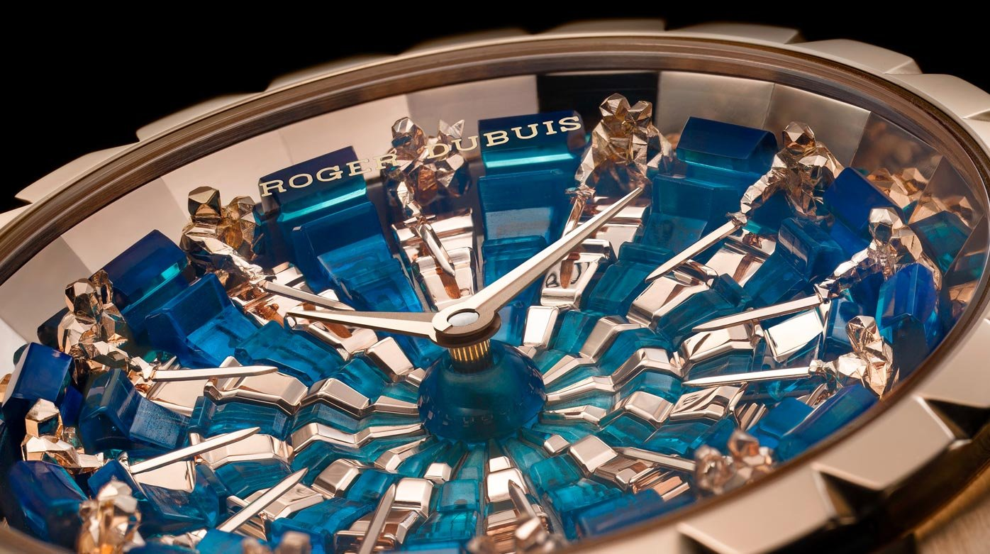 Roger Dubuis - From medieval to modern - Knights of the Round Table III
