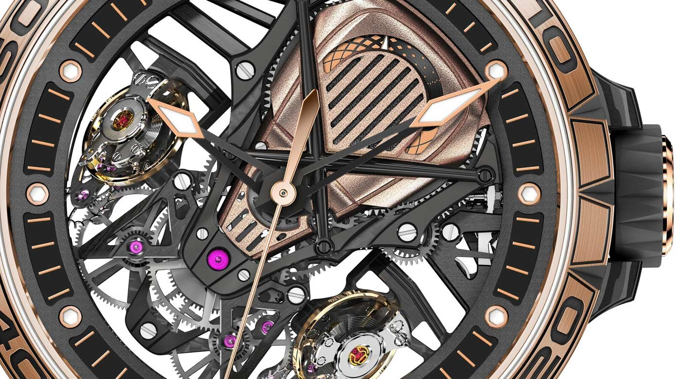 Roger Dubuis - The dynamics of motorsport continues in 2018