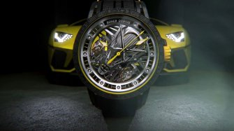 Excalibur Aventador S Trends and style