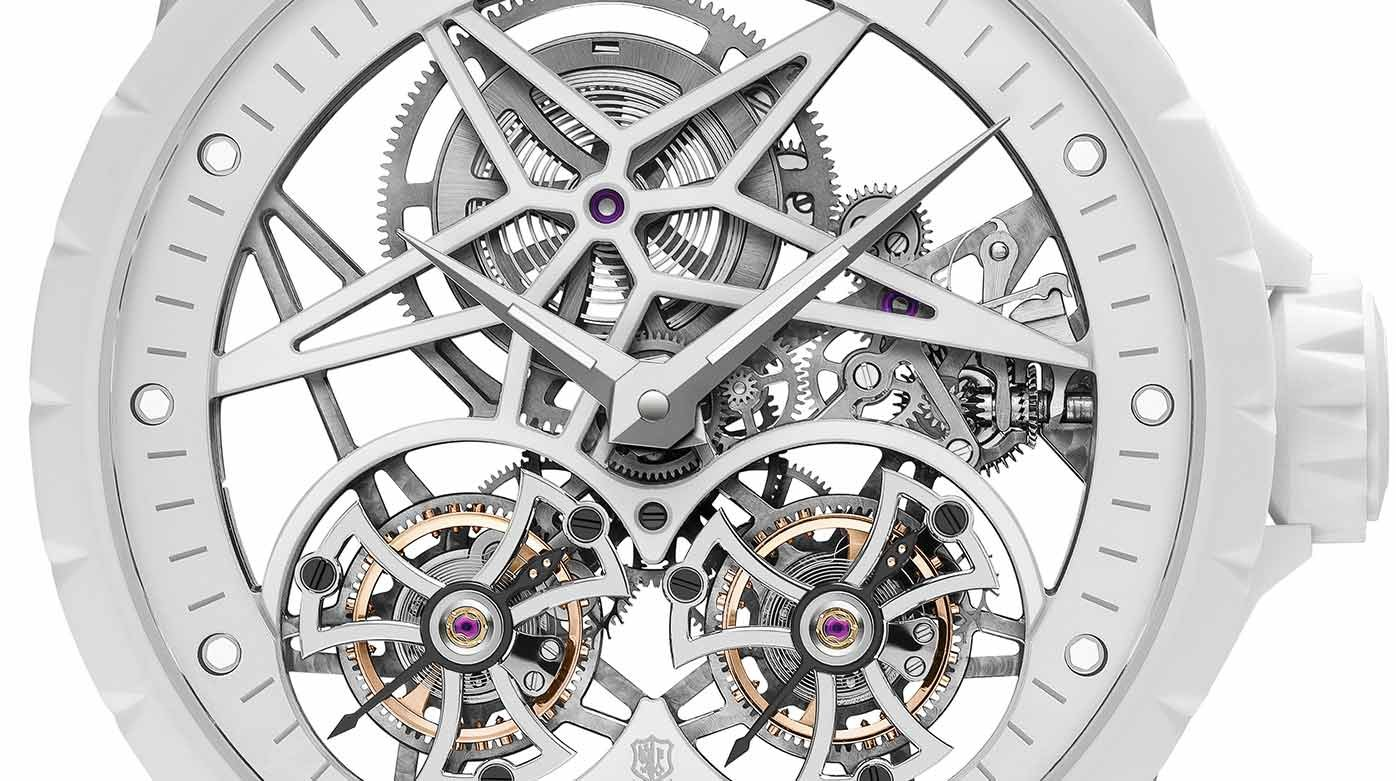 Roger Dubuis - The one and only Excalibur Twofold