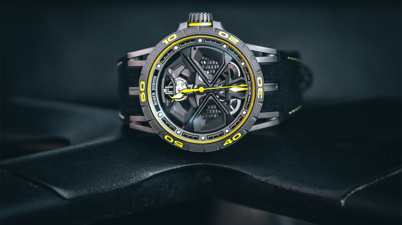 Roger Dubuis - Greatness in extremes
