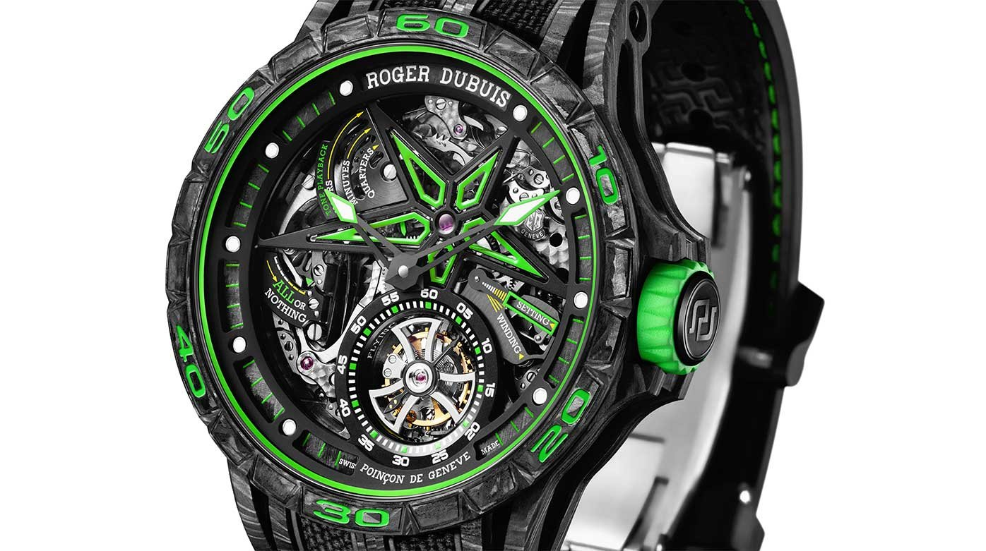 Roger Dubuis - Code Carbone