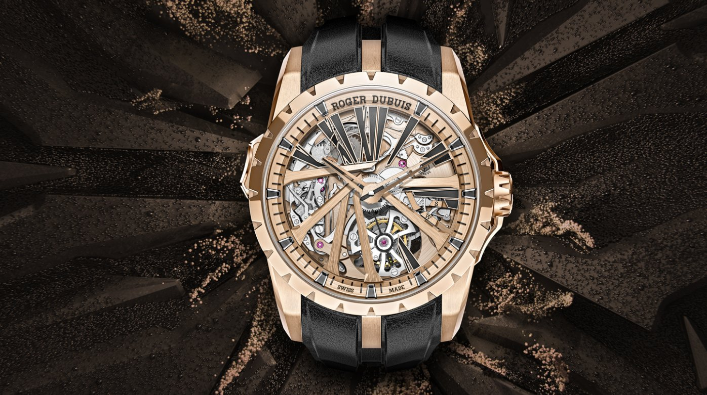 Roger Dubuis - Two New Sparkling Models For SIAR 2020