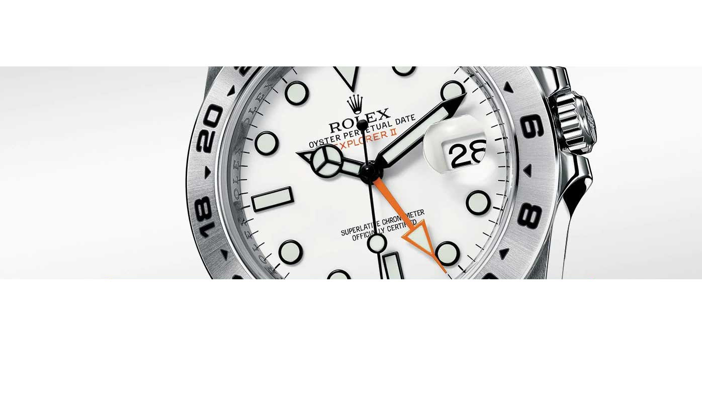 Rolex - What is Explorer the name of?