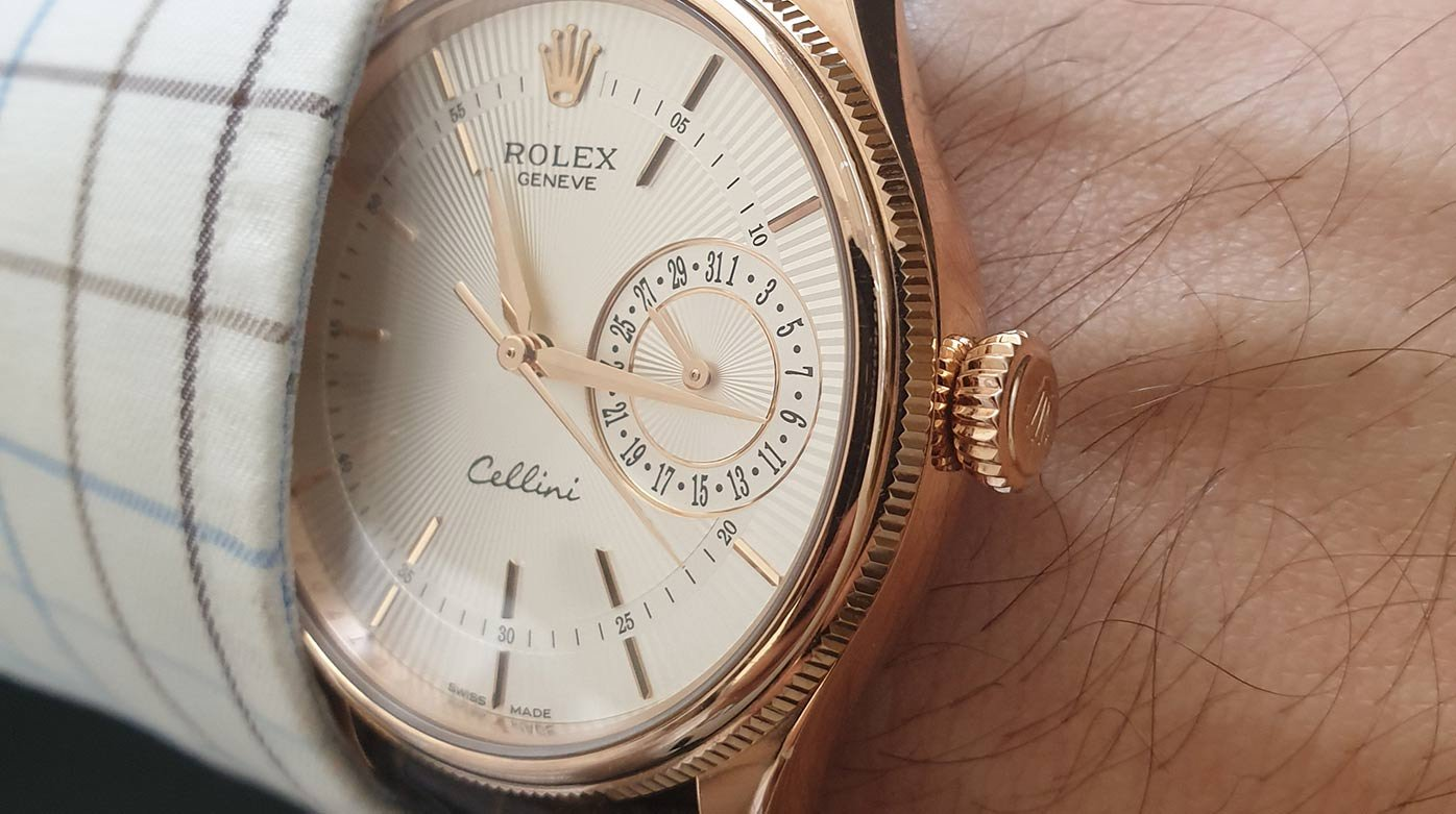Rolex - Wildcard: Rolex Cellini