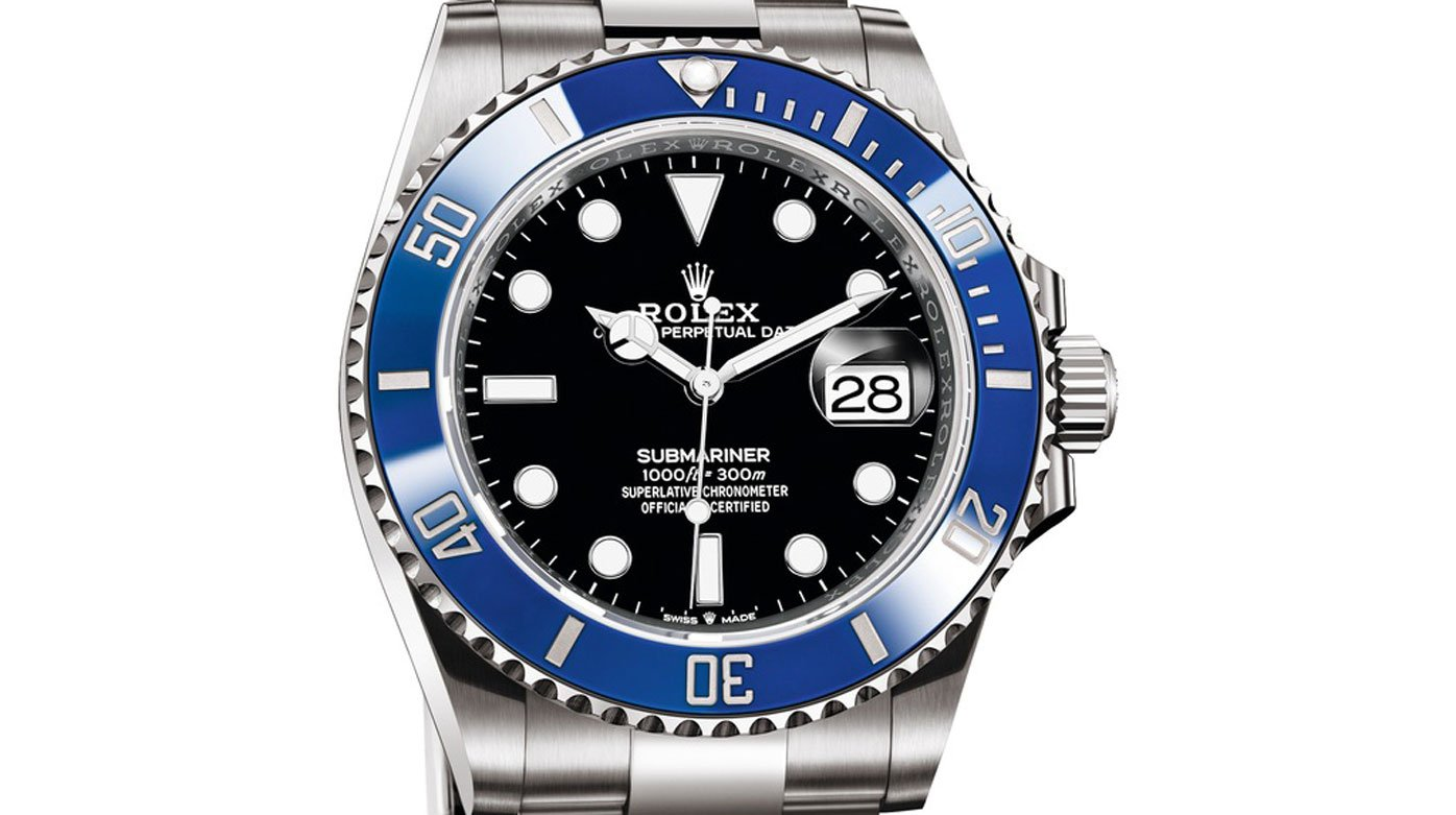 A l'Emeraude - Behind The Success Of The 2020 Rolex White-Gold Submariner