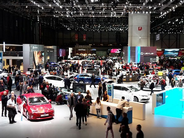 Geneva Motor Show - In search of the elusive watch