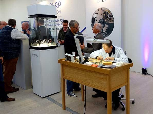 Exhibitions - A weekend of firsts at SalonQP