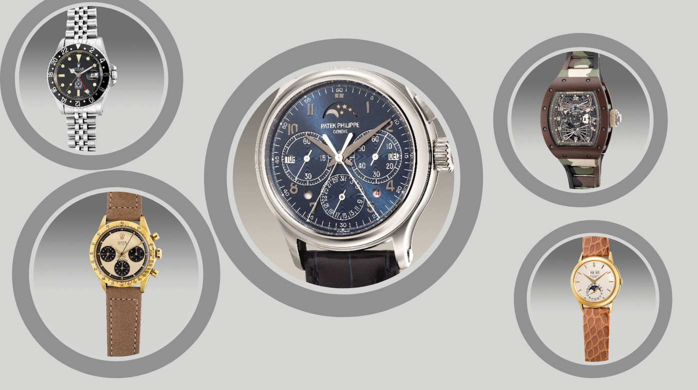Phillips X Bacs & Russo - Highlights from The Hong Kong Watch Auction: XI