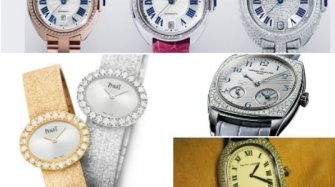 A selection of ladies' watches Trends and style