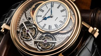 Magister Vertical Double Tourbillon Trends and style