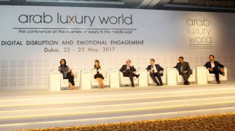 "Conférence ""Arab Luxury World"" Industrie News"