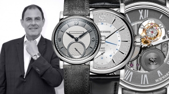 Ten Minutes With Mauro Egermini: Discover The Man Behind Schwarz Etienne People and interviews