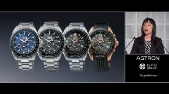 2017 Astron watches  Trends and style