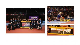 IAAF World Indoor Championships Sport