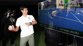 Seiko pits Novak Djokovic against his toughest opponent in Melbourne Industry News