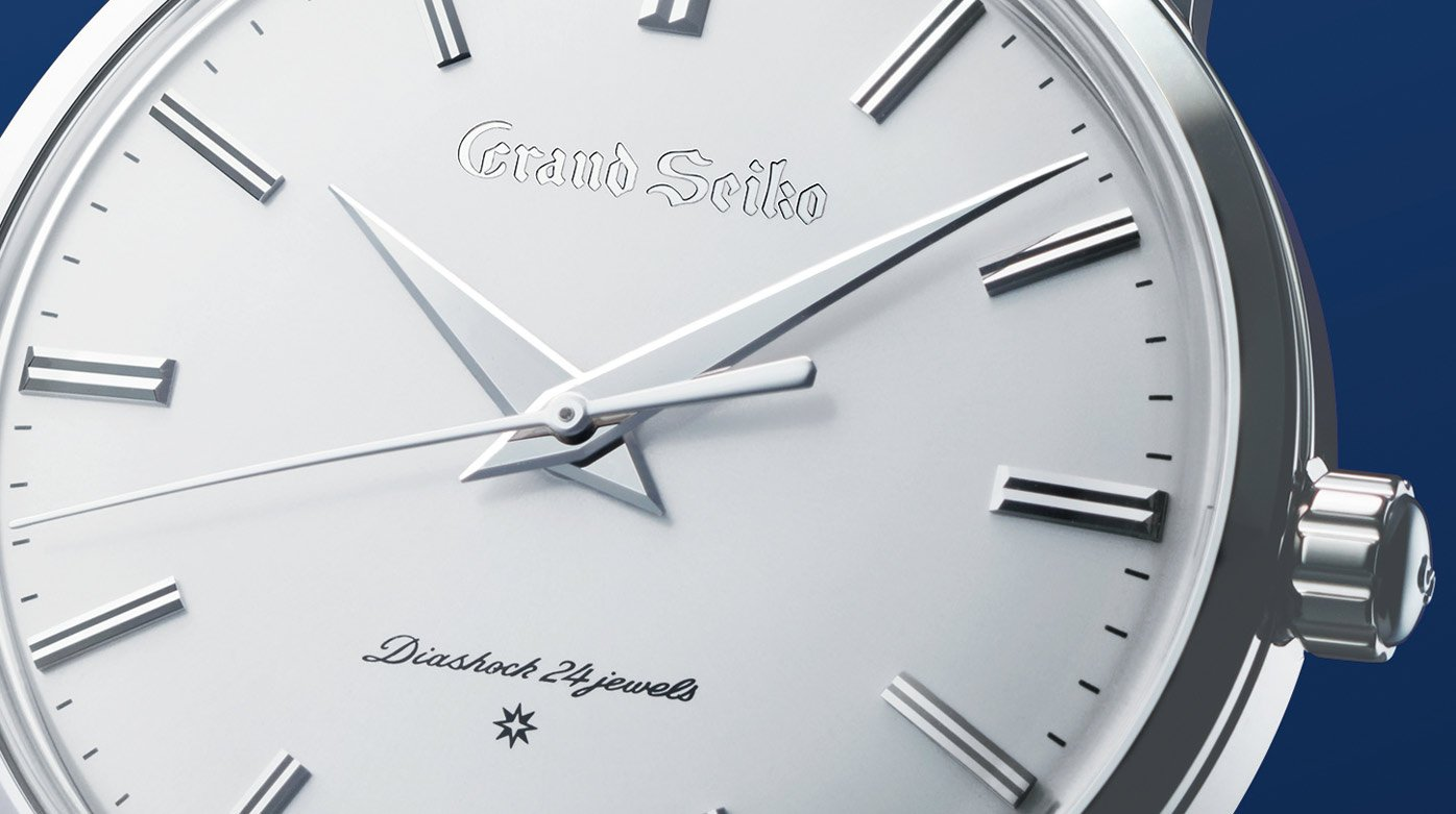Grand Seiko - Reinterpretations of the first Grand Seiko