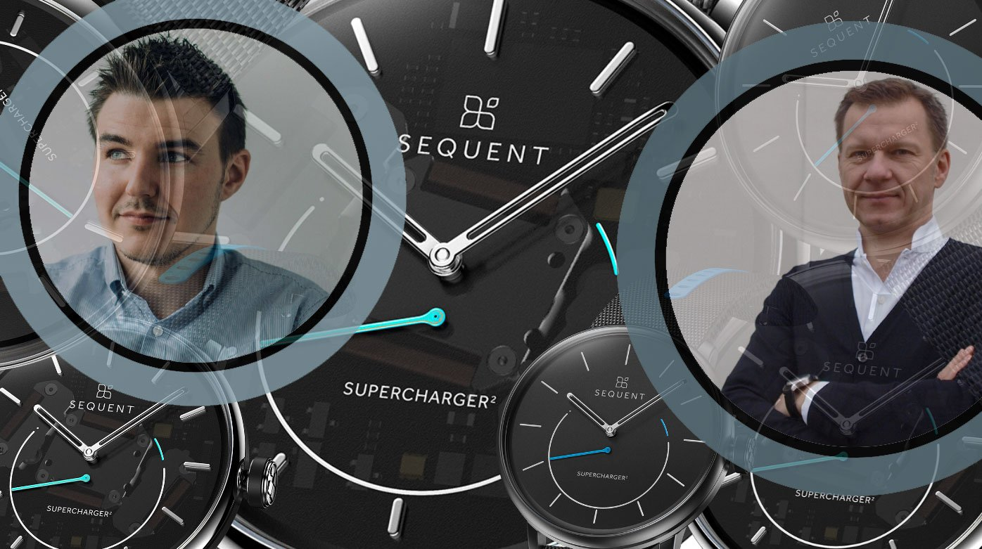 Sequent - Ten Minutes With Adrian Buchmann and Harry Guhl: Discover The Men Behind Sequent
