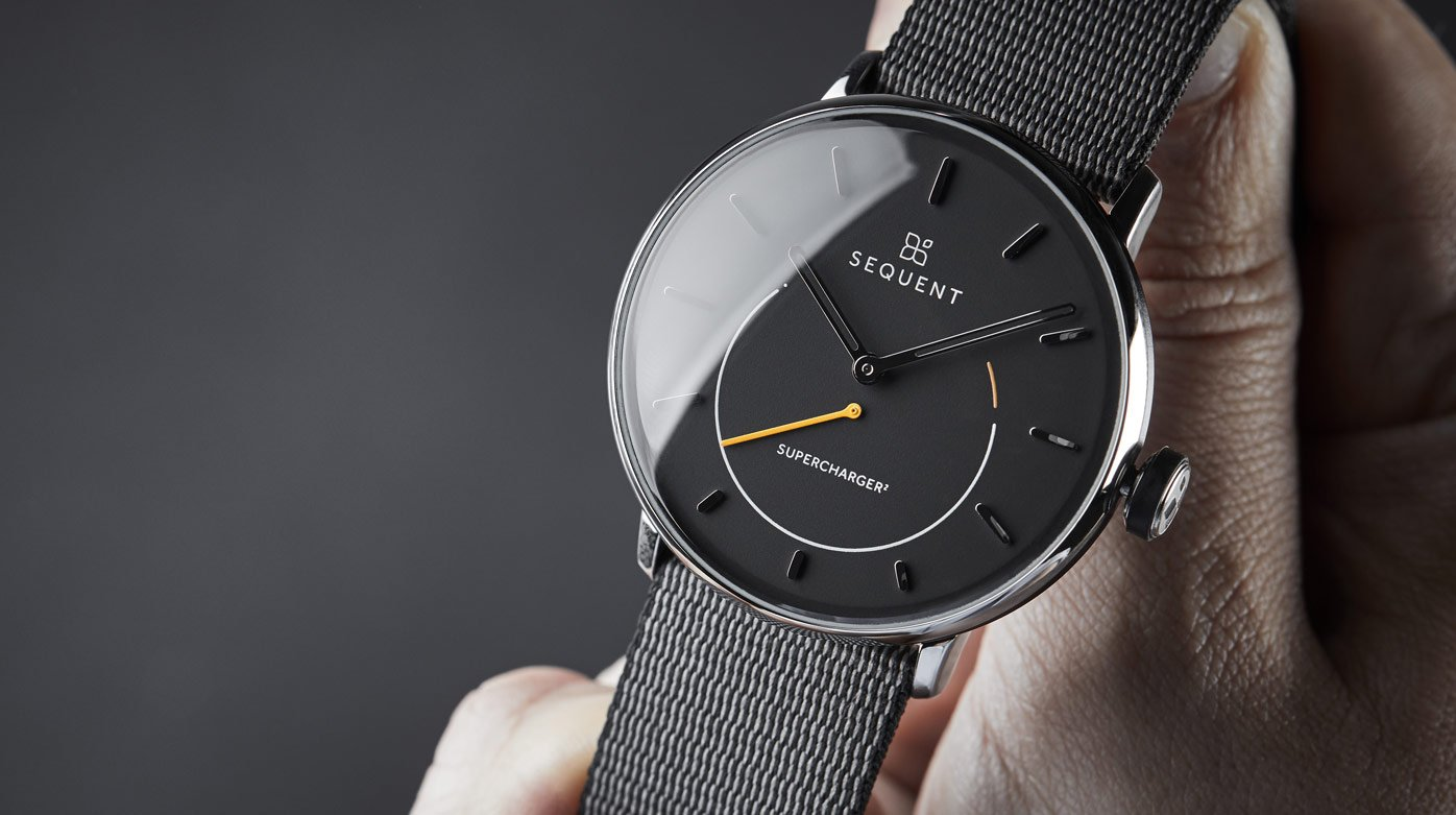 Sequent - The Tesla of smart watches