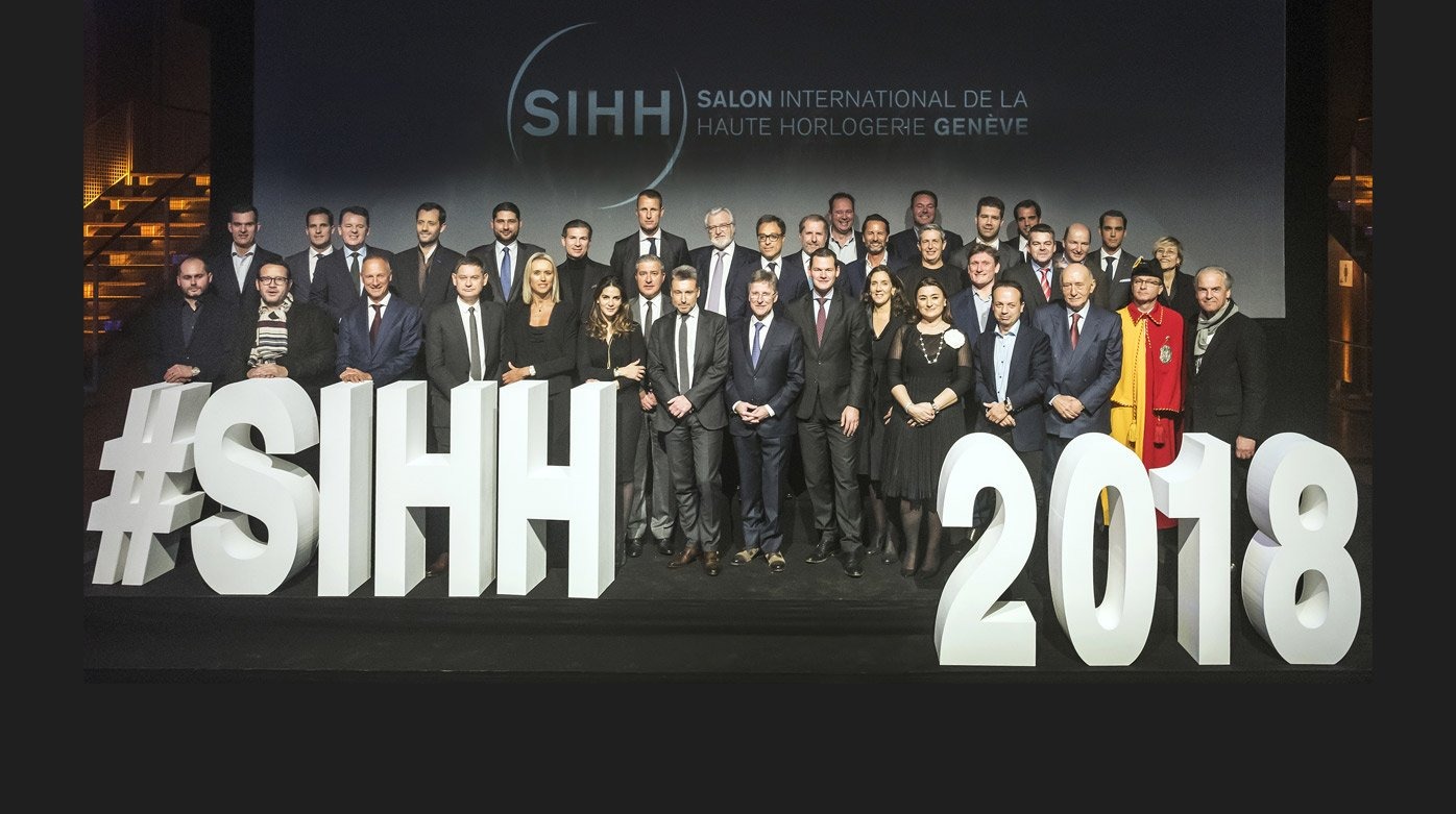 SIHH 2018 - Time for a blooming party!
