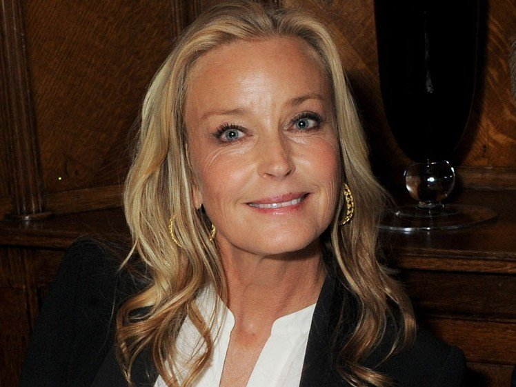 TAG Heuer - Bo Derek launches new Aquaracer Lady in London