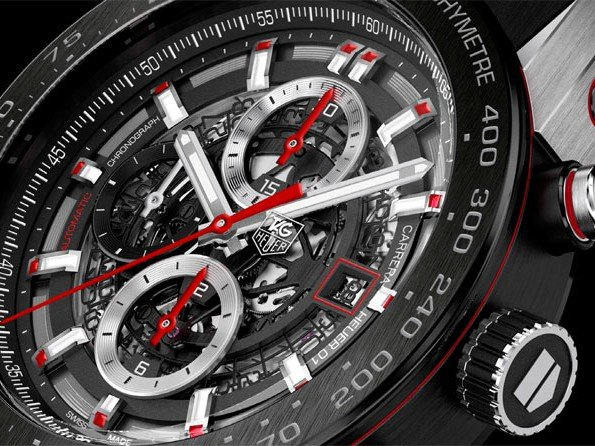 c1e8d68b5d5 TAG Heuer - Speed aesthetic - Innovation and technology - WorldTempus