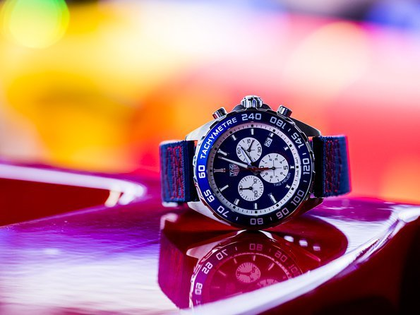 TAG Heuer - Formula 1 Red Bull Racing Team