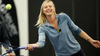 Event with Maria Sharapova Sport
