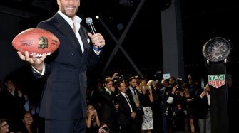 Tom Brady, new face of TAG Heuer People and interviews