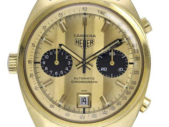 TAG Heuer - Important Watches auction