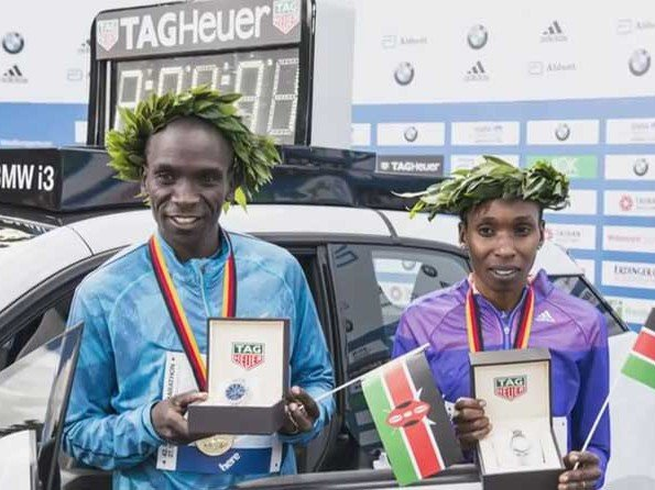 TAG Heuer - Video. BMW Berlin Marathon