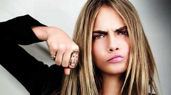 Carrera with carats for Cara Trends and style