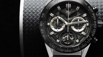TAG Heuer Carrera Heuer-02T Style & Tendance