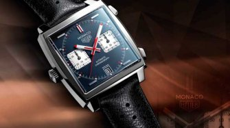Monaco Chronograph Calibre 11 Trends and style